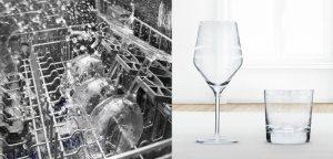 Giá chứa ly rượu vang tiện lợi của máy rửa bát Bosch SMS88TI03E