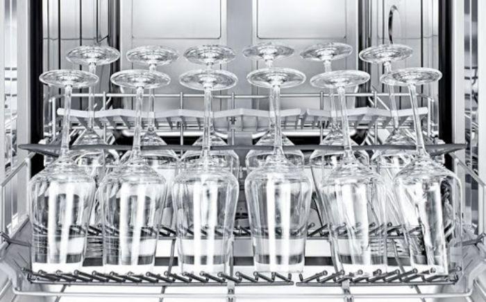 Giá đỡ ly rượu vang máy rửa bát Bosch SMS8YCI01E