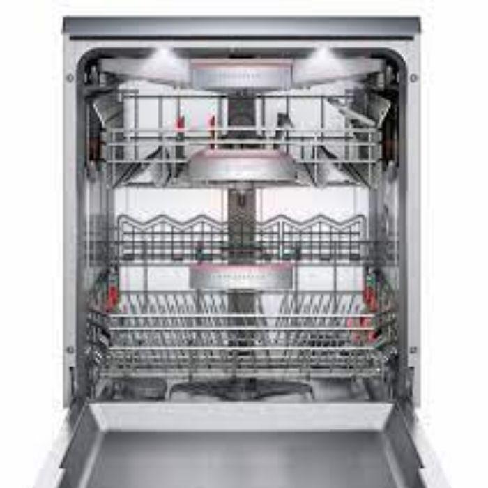 Hệ thống giàn rửa của máy rửa bát Bosch SMS88TI03E