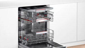 Khay rửa của máy rửa bát BoschSMI6ZCS49E