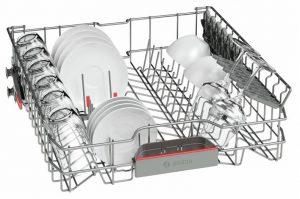 Khay rửa của máy rửa bát Bosch SMI46KS01E