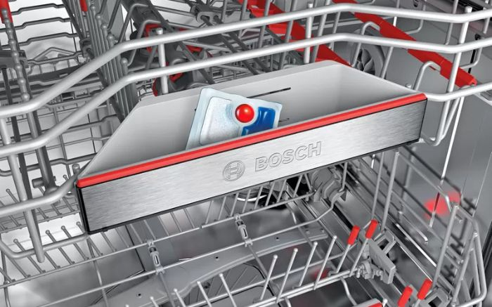Khoang rửa của máy rửa bát Bosch SMS8YCI01E