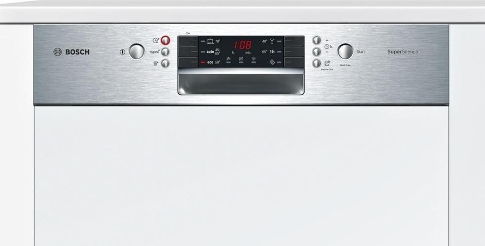 Ký hiệu dùng trên máy rửa bát Bosch SMI46KS01E