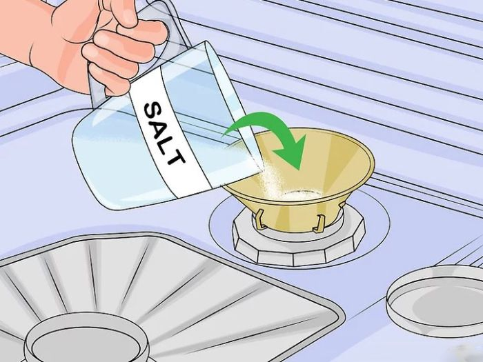 Làm mềm nước bằng muối tái sinh để máy rửa bát đạt hiệu quả tối ưu
