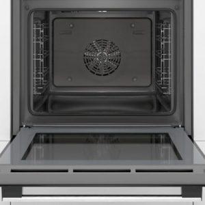 Chế độ tự làm sạch khoang lò của lò nướng Bosch HBG635BS1 ( Hình minh họa )