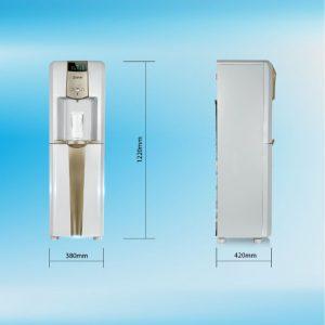 Thông số lắp đặt của máy lọc nước AO Smith RO ADR75-V-ET-1