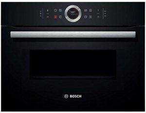 Lò nướng kết hợp vi sóng Bosch CMG633BB1 serie 8 bắt mắt, nổi bật