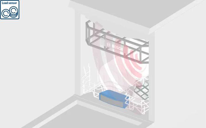 Load Sensor của máy rửa bát âm tủ BOSCH SMI46KS01E Serie 4