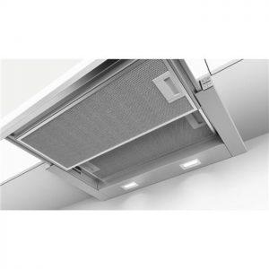 Hệ thống lọc của máy hút mùi Bosch DHI623GSG dễ dàng vệ sinh