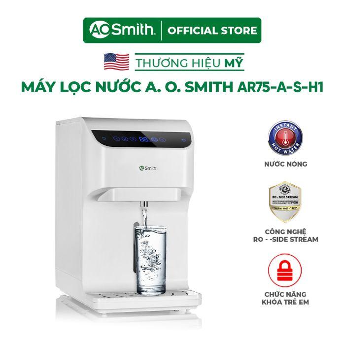 Lý do nên mua máy lọc nước RO AR75-A-S-H1