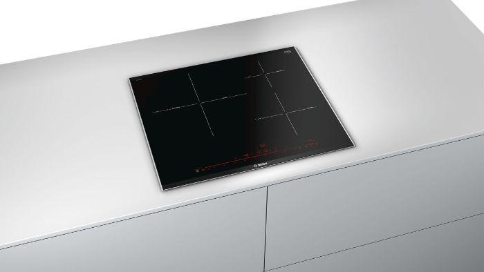 Mặt bếp nấu của bếp từ Bosch PID675DC1E