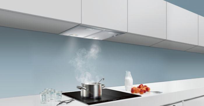 Công suất hút mùi của máy hút mùi Bosch DWB77IM50 mạnh mẽ