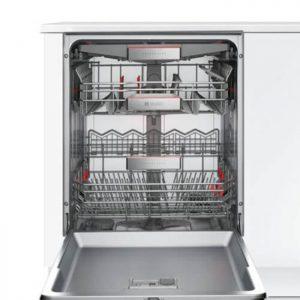 Máy rửa bát âm tủ Bosch SMS46KS01E series 4 trang bị dàn xếp kéo thứ 3