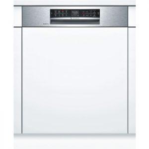 Máy rửa bát bán âm Bosch SMI68TS06E thiết kế sang trọng, tính năng thông minh