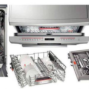 Máy rửa bát Bosch SMS88TI03E nhập khẩu Châu Âu
