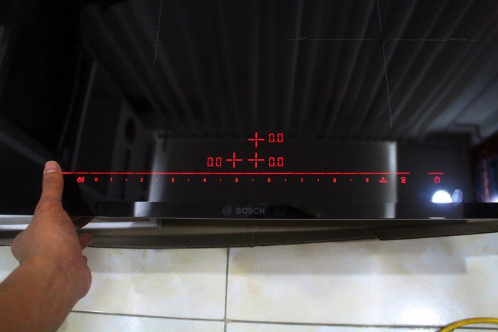 Món ăn hoàn hảo hơn với 17 mức độ nhiệt của bếp từ Bosch PID675DC1E