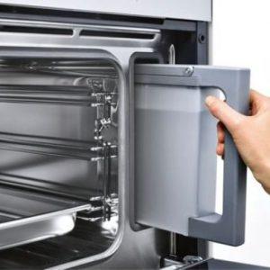 Quy tắc sử dụng an toàn cho lò nướng kết hợp hấp Bosch CSG656RS1