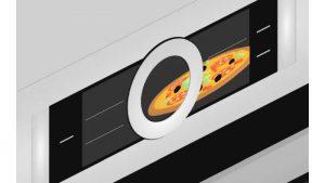 Với 14 phương pháp gia nhiệt, lò nướng kết hợp hấp Bosch CSG656RS1 sáng tạo nhiều món ngon