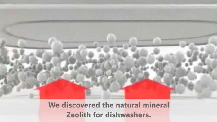 Máy rửa bát Bosch SMS88TI03E sấy khô hoàn hảo bằng hạt Zeolith