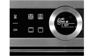 Màn hình hiển thị của lò nướng kết hợp hấp Bosch CSG656RS1