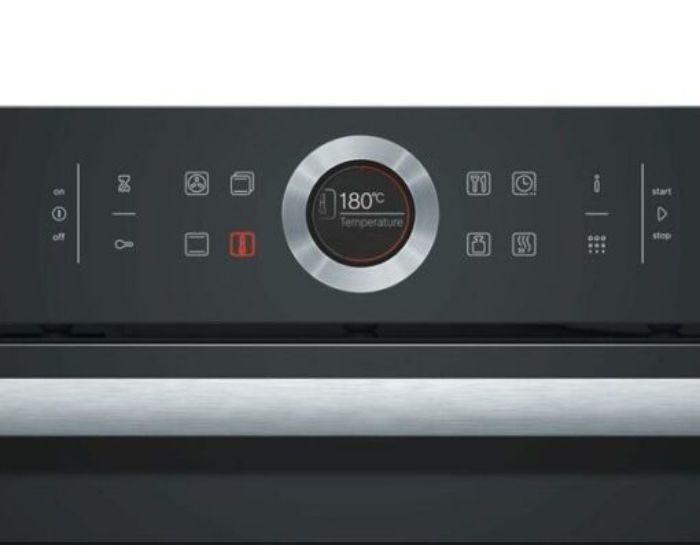 Màn hình hiển thị TFT của lò nướng Bosch HBG635BS1