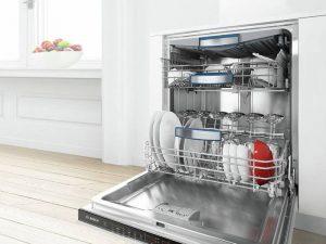 Thiết kế và chức năng của máy rửa bát Bosch SMV68TX06E khiến người dùng hài lòng tuyệt đối ( Hình minh họa )