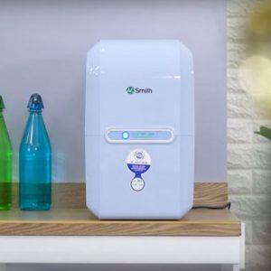 Thiết kế nhỏ gọn máy lọc nước A. O. Smith M2 có thể đặt linh hoạt mọi góc bếp nhà bạn