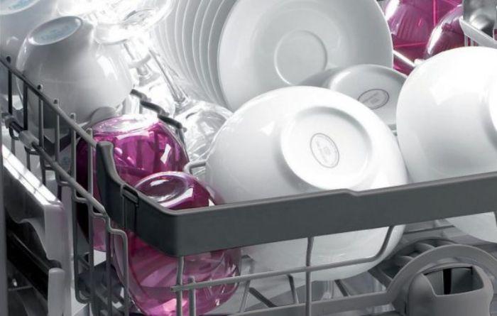 Chức năng rửa tráng của máy rửa bát Bosch SMS46MI01G dễ dàng sử dụng