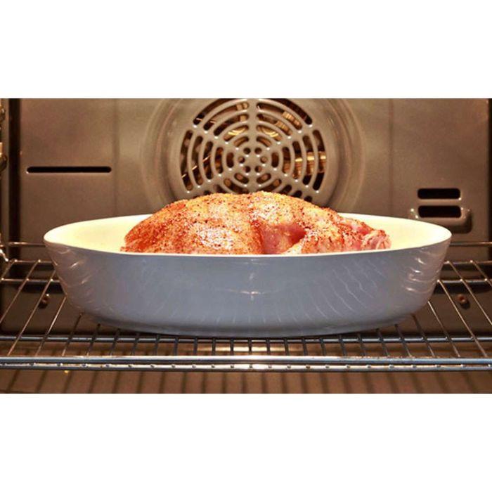 Vật dụng đựng để sử dụng nướng trong lò nướng Bosch HBG655BS1M