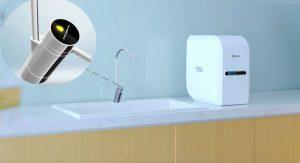 Vòi nước điện tử của máy lọc nước A.O.Smith RO AR75-A-S-2