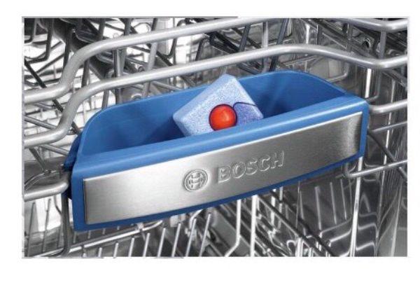 Dosage Assistant: Cho kết quả rửa hiệu quả với viên rửa của máy rửa bát Bosch SMS68MI04E