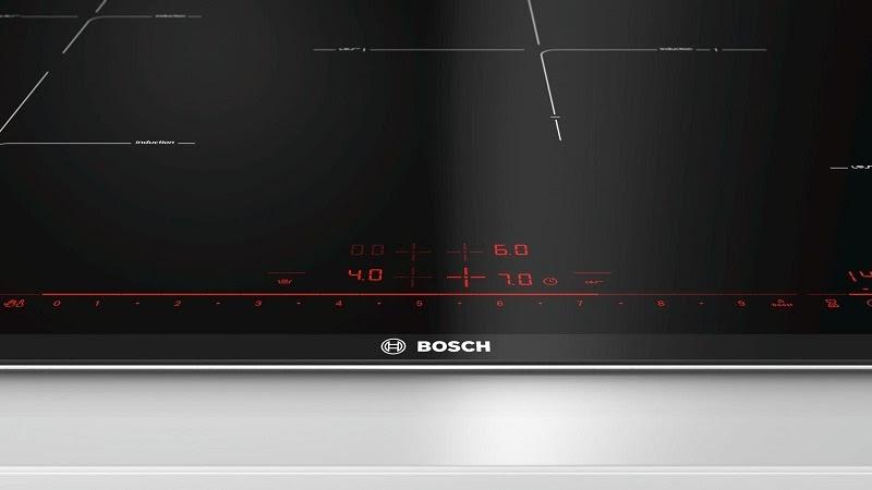 Bảng điều khiển bếp từ Bosch PIE875DC1E
