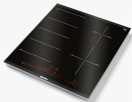 Bảng điều khiển bếp từ Bosch PXE675DC1E