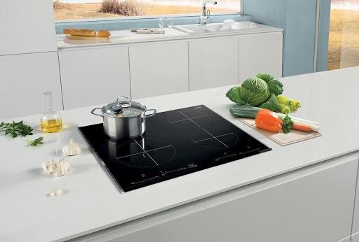 Bếp từ Bosch hiện chữ h không gây hại cho bếp