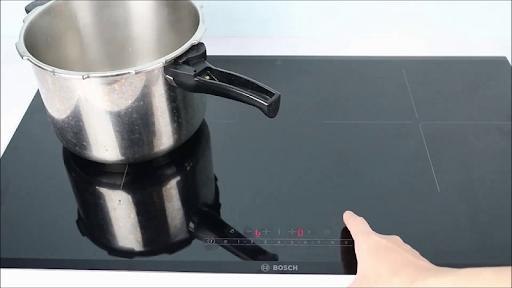 Bo mạch, linh kiện bếp