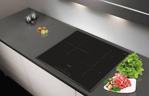 Các lưu ý sử dụng bếp từ Bosch tiết kiệm điện