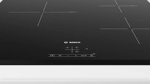 Cách sử dụng bếp từ Bosch tắt, bật bếp