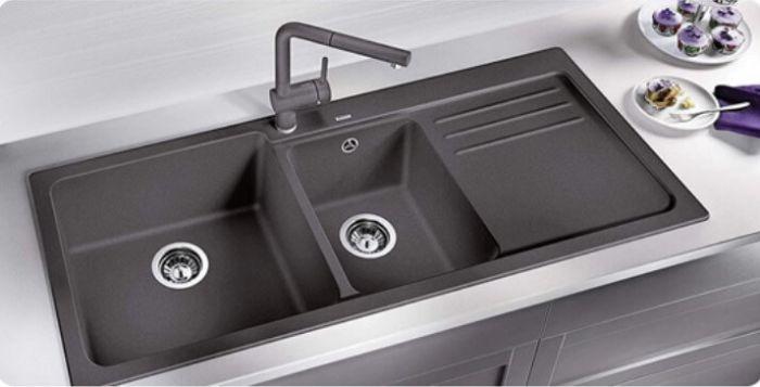 Chậu rửa bát Blanco Naya 8S phù hợp với mọi không gian bếp