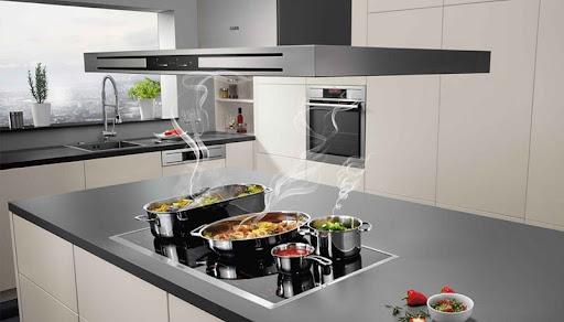 Đánh giá về tính năng bếp từ Bosch PUJ631BB2E