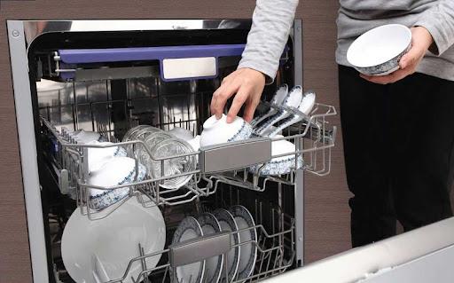Hướng dẫn sử dụng máy rửa bát Bosch 8 bộ