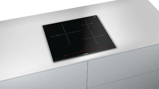 Kiểm tra các tính năng của bếp từ Bosch