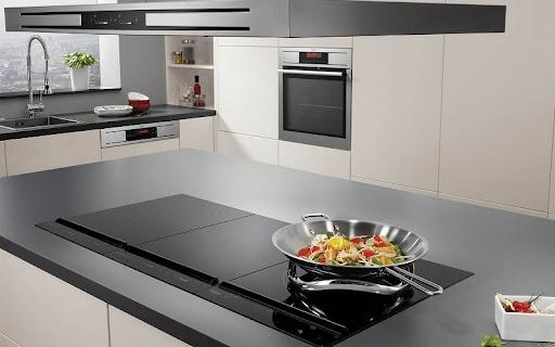 Kiểm tra mâm từ của bếp từ Bosch