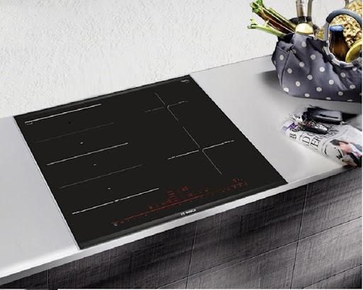 Đánh giá thiết kế bếp từ Bosch PXE675DC1E