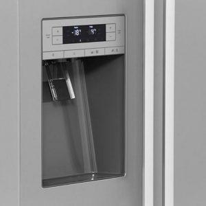 Bảng điều khiển của Tủ lạnh 2 cánh Side By Side model KAI90VI20G