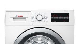 Bảng điều khiển của Máy Giặt Bosch WAT28482SG