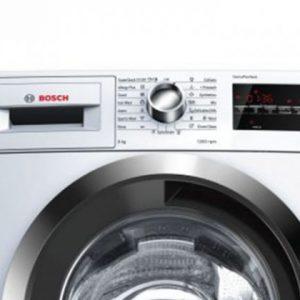 Bảng điều khiển của Máy giặt Bosch WAN28108GB