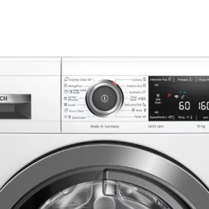 Bảng điều khiển của Máy Giặt Bosch WAV28L40SG