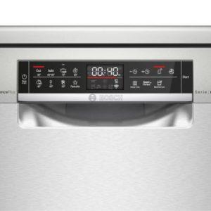 Bảng điều khiển của Máy rửa bát Bosch SMS6ECI93E