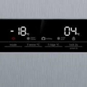 Bảng điều khiển của Tủ Lạnh 2 Cánh Side By Side Bosch KAN93VIFPG