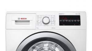 Bảng điều khiển của Máy giặt cửa trước Bosch WAT286H8SG